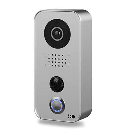Wifi Doorbell doorbird wifi doorbell for ios android connected