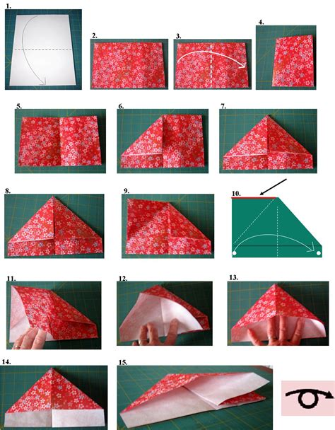 How To Fold A Paper Bowl - easy origami crafts