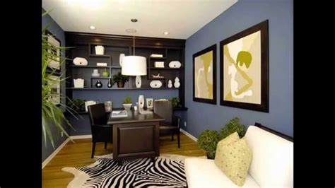 cool home office wall color ideas