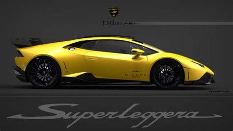 Lamborghini Aventador Lp640 2014 Lamborghini Huracan Lp640 4 Superleggera By Evren