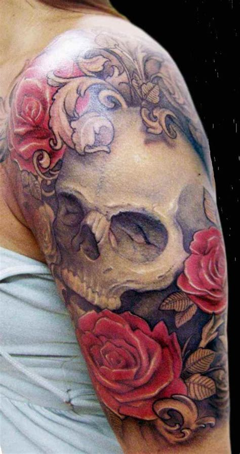 skull tattoo designs for sleeves sleeve ideas for designs ideas for
