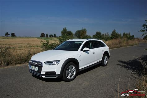 Audi Allroad Test by Test Audi A4 Allroad 3 0 Tdi Quattro At
