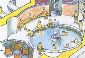 schwimmbad in rom r 246 mische schwimmb 228 der