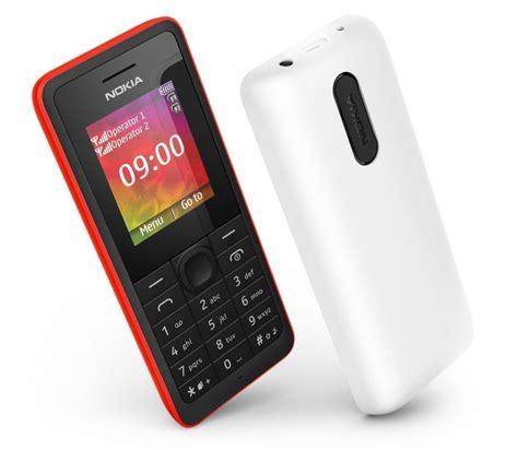 Nokia X Android Dual Sim Merah nokia 108 dual ponsel untuk anda yang sibuk