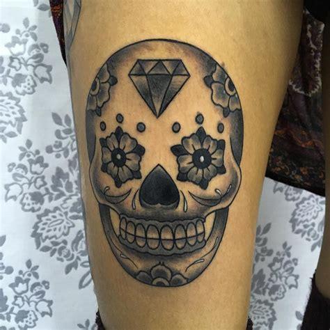 sugar skull designs tattoo 125 best sugar skull designs meaning 2018