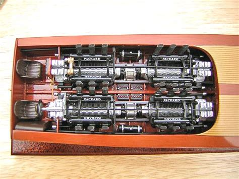 model boats with engines miss america x 1 43 world speed record scale model boat