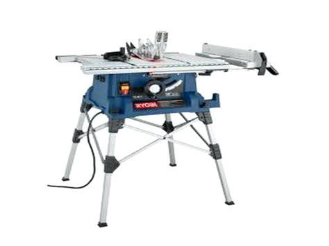 Ryobi Table Saw Manual by Ryobi 10 Inch Portable Table Saw Thelt Co