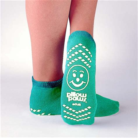 Pillow Soft Socks by Pillow Paws Non Slip Socks Hme Mobility Accessibility