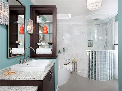 ideas for decorating a bathroom bathroom decorating tips ideas pictures from hgtv hgtv