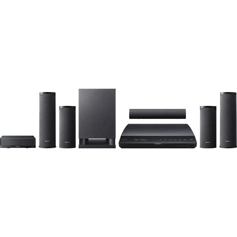 sony bdve780w 3d home theater system bdve780w b h
