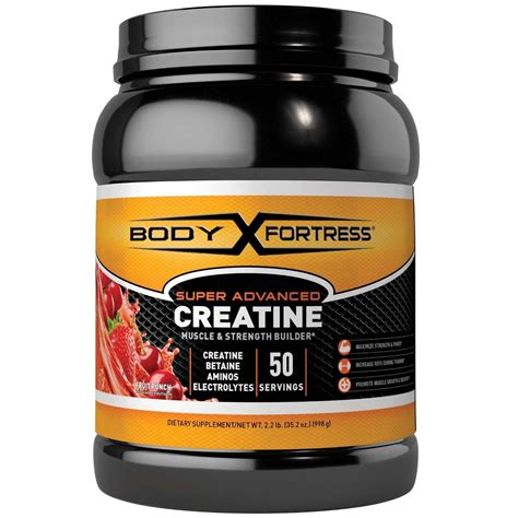 whey protein n creatine fortress advanced creatine fruit