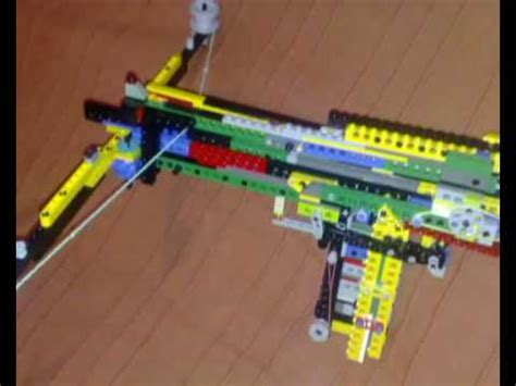 Lego Kw Ninjago The Lighthouse Siege Sy 597 lego slide crossbow pistol working how to make do everything
