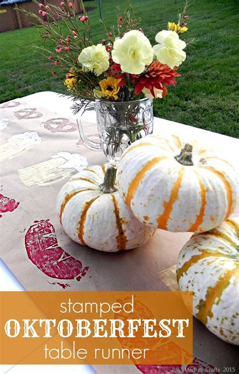 OKTOBERFEST PARTY IDEA ROUNDUP   Mad in Crafts