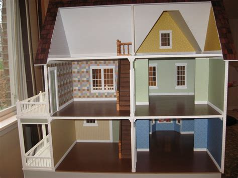 doll house colors victorian dollhouse interior images