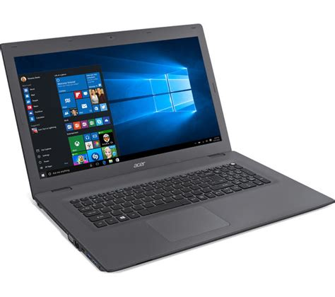 Laptop Acer Sekitar 3 Jutaan buy acer aspire e5 773 17 3 quot laptop grey free delivery currys