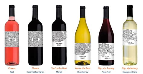 wine label cool packaging color it yourself wine label paperspecs