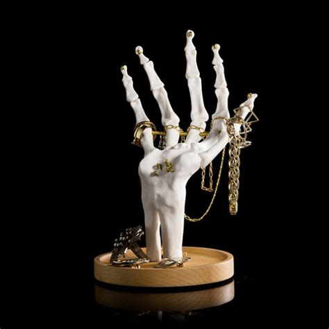 tattoo hand jewellery holder halloween products you will want to use year round