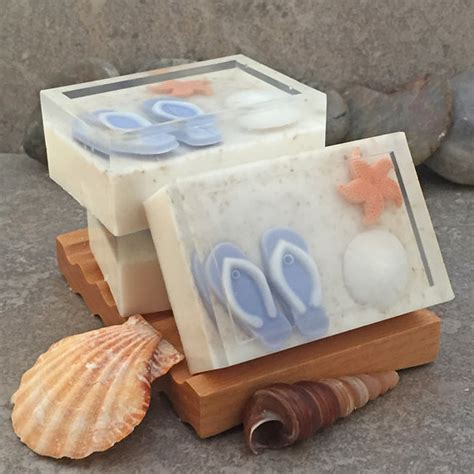 Handmade Glycerin Soap Bars - beaches handmade glycerin soap bar underwater themed