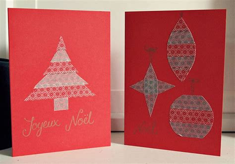 beautiful diy homemade christmas card ideas