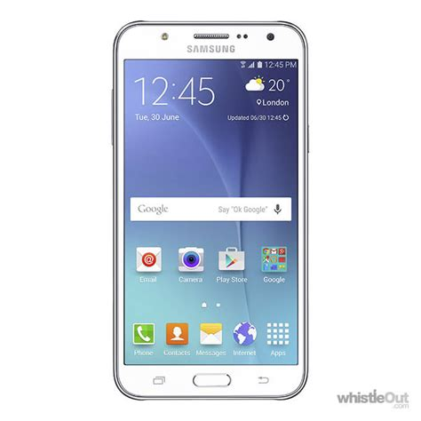 1 samsung j7 samsung galaxy j7 prices compare the best plans from 57 carriers whistleout