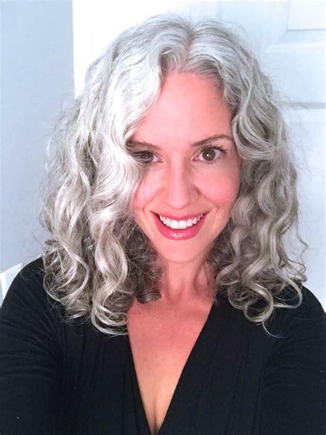 gray hair in your 30s sara sophia eisenman growth