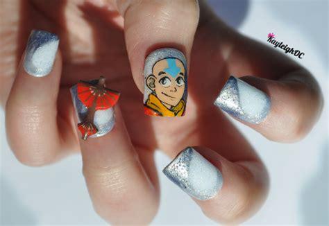 Avatar The Last Airbender Nail