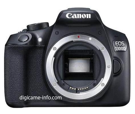 Kamera Canon 1300d rk5 ini bocoran kamera dslr canon 1300d terbaru