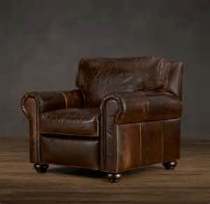 Restoration Hardware Recliner Furniture Gt Living Room Furniture Gt Recliner Gt Leather Vintage Recliner