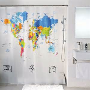 World Map Shower Curtain by The Best 2015 World Map Shower Curtain Visit Us Now