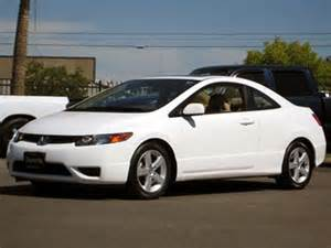 2007 used honda civic coupe ex at cal auto outlet 4 cars
