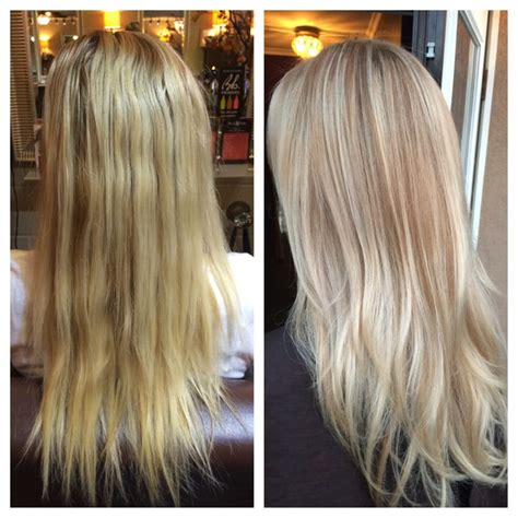 diy lowlights to color grays home lowlights before and after fall lowlights using some
