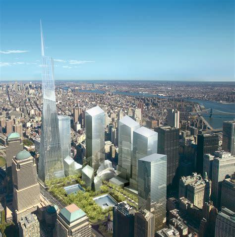 dbox rendering world trade center renders before 2015 new york yimby