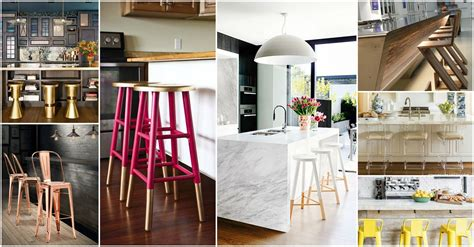 elegant unique bar stools   steal  show