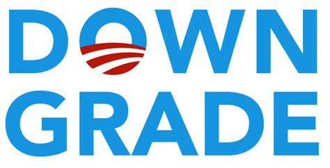 Credit Card Downgrade Letter S P Downgrades Obama S Credit Rating To Aa Rightnj