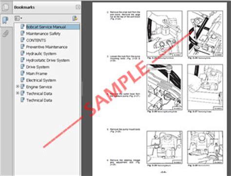Jcb 530 533 535 540 Telescopic Handler Service Repair Manual