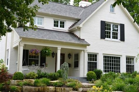 how to paint your house thinking about painting the exterior of your brick house