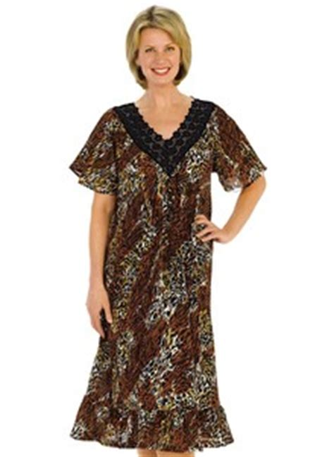 Dress Carol Wash leopard flattering float dress carolwrightgifts