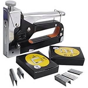 heavy duty 3 in 1 staple gun stapler upholstery