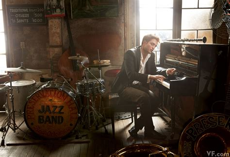 Vanity Fair 2011 by Robert Pattinson S Piano Picture From His 2011 Vanity Fair