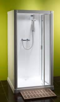 kubex profile 900 range all in one shower cubicle all in