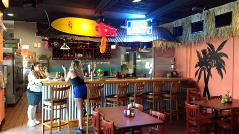 across the room reviews view from across the room picture of n bored grill redington shores tripadvisor
