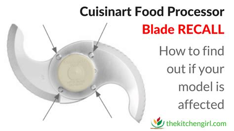 Kitchenaid Food Processor Blades How To Use Cuisinart Food Processor Blade Recall The Kitchen