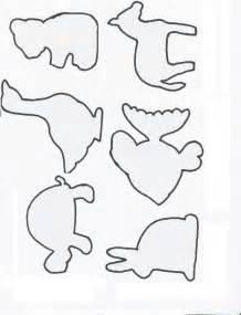 Template To Cut Out by Best Photos Of Cut Out Farm Animal Patterns Farm Animals