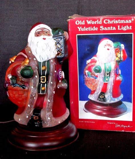 Top 28 World Santa Lights Old World Christmas 20th World Santa Lights