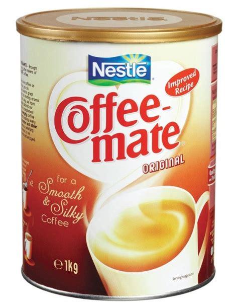 Coffee Mate Sachet nestle coffeemate original 1kg ebuyer