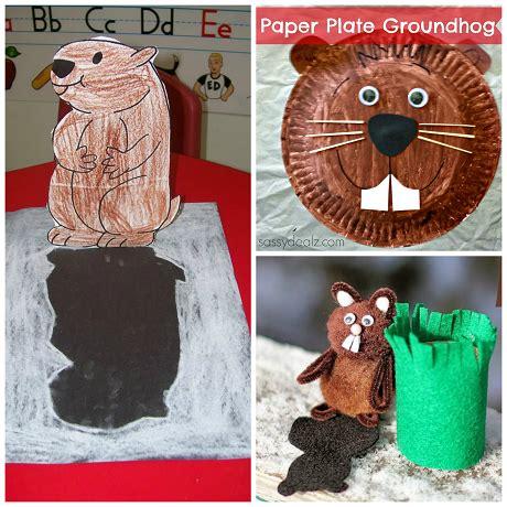 groundhog day crafts groundhog day crafts for crafty morning
