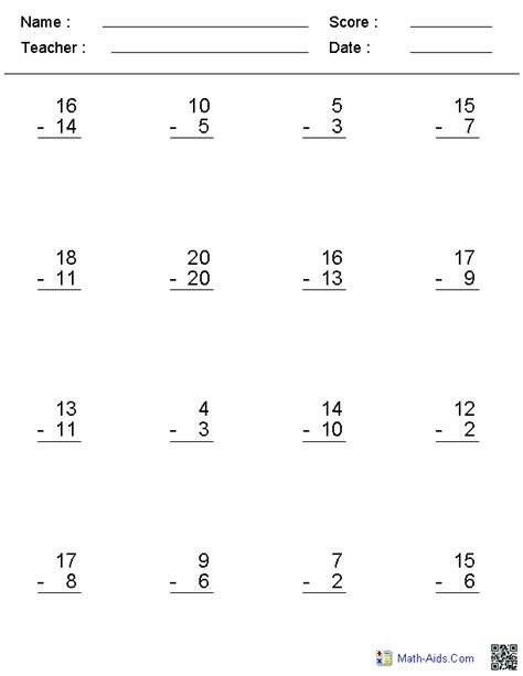 Www Math Worksheets by Math Worksheets Dynamically Created Math Worksheets