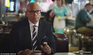 Larry Wilmore The Office by Comedy Central Unveil S Promo For The Nightly Show