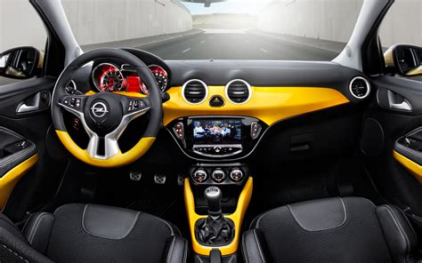 opel cars interior opel adam interior photo 11