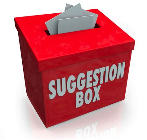 Open Suggestion from the suggestion box meeples